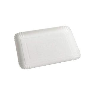 Vassoio  in cartoncino vegetale misura 3 cm 16x22,5