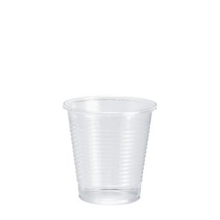 Bicchiere in poliproipilene trasparente cc 160