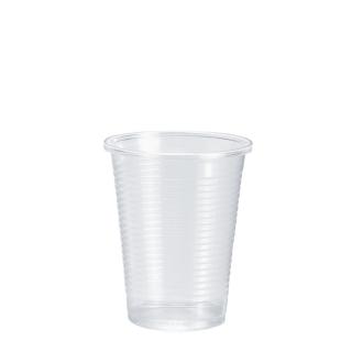 Bicchiere in poliproipilene trasparente cc 200