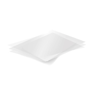 Fogli in polietilene cm 18x25 ct da Kg 10