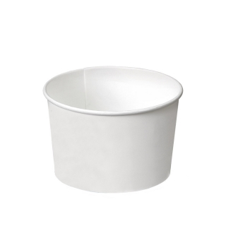 Coppa gelato bianca tipo 160 (ml 230)
