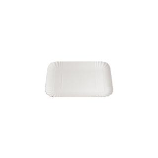 Vassoio di cartone rettangolare misura 2,5(2 bis) cm 13,7x20,5