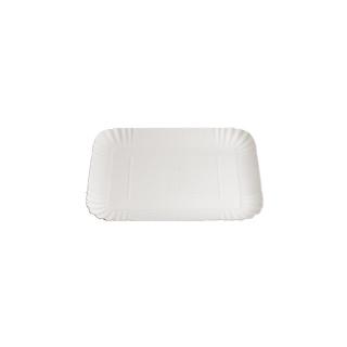 Vassoio di cartone rettangolare mis 4 cm 26x17,7