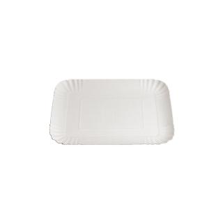 Vassoio di cartone rettangolare mis 5 cm 28,5x19,6
