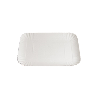 Vassoio di cartone rettangolare mis 7 cm 33,2x25,5