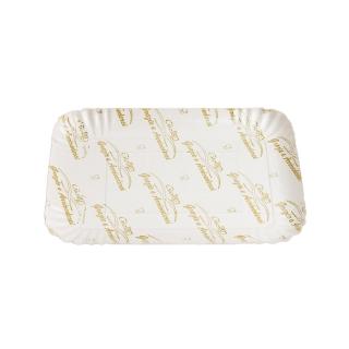 Vassoio di cartone politenato jolly misura 8 cm 38,3x28,5