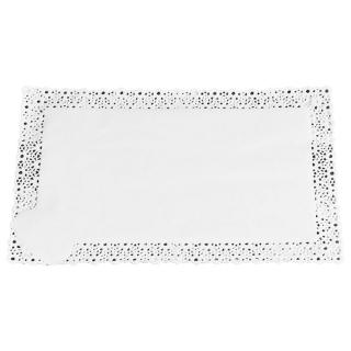 Pizzo rettangolare porcellanato cm 30x40