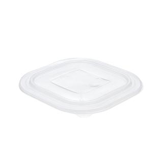 Coperchio piatto in pp bianco P1-36-12