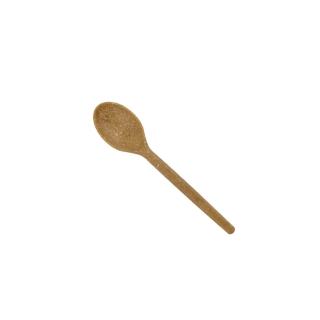 Cucchiaino dessert in Fibra di Legno Biodegadabile e riutilizzabile cm 13 (lavabile in lavastovilgie fino a 200 volte)