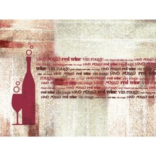 Tovaglietta 30x40 Red Wine gr.60