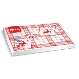 Tovaglietta di carta 30x40 Edelweiss