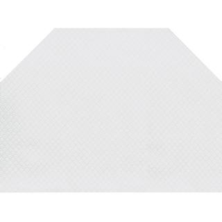 Tovaglietta esagonale di carta riciclata cm 30x45
