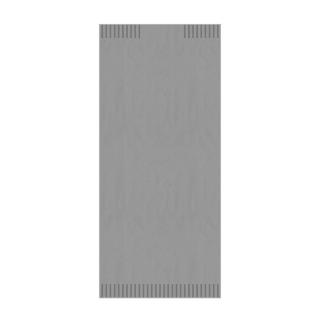 Busta porta posate carta paglia grigia 4seal
