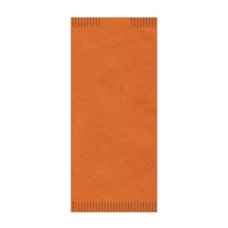 Busta porta posate carta paglia salmone 4seal