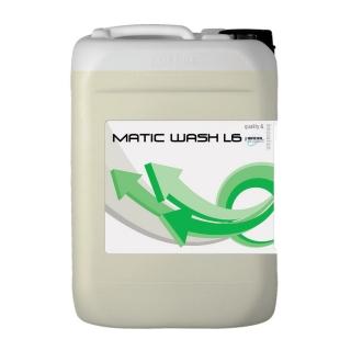 Wash Matic L6 detergente liquido per lavastoviglie tanica da 12 kg