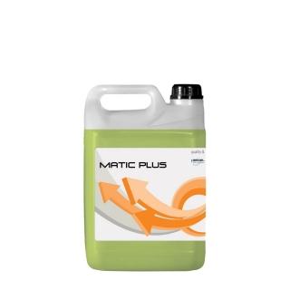 Matic plus detergente liquido per lavastoviglie acque dure tanica da 6kg