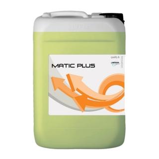 Matic plus detergente liquido per lavastoviglie acque dure tanica da 12 kg