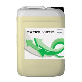 Extramatic  detergente liquido per lavastoviglie acque molto dure tanicda 12  kg
