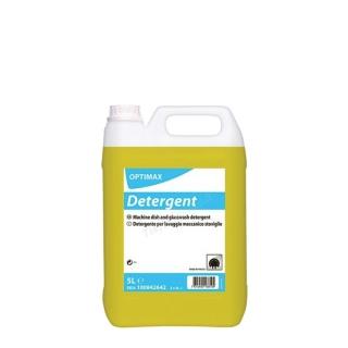 Optimax detergente liquido Johnson Diversey per lavastoviglie tanica da 5 litri