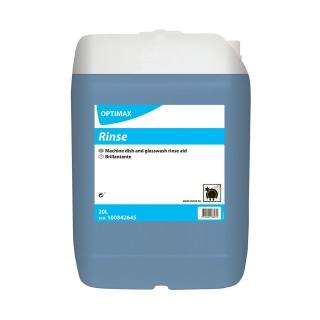 Optimax detergente liquido Johnson Diversey per lavastoviglie tanica da 20 litri