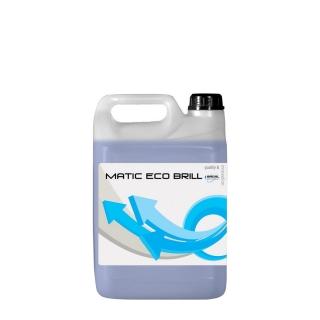 Matic Eco Brill brillantante per lavastoviglie tanica da 5 kg