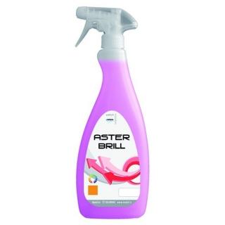 Aster brill Orchidea detergente anticalcare sanificante per bagni flacone da 750 ml