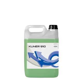 Kliner 910 Detergente alcalino a schiuma frenata per gres e superfici dure