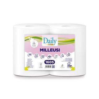 Bobina poliunto pura cellulosa microcollata  2 veli 775 strappi