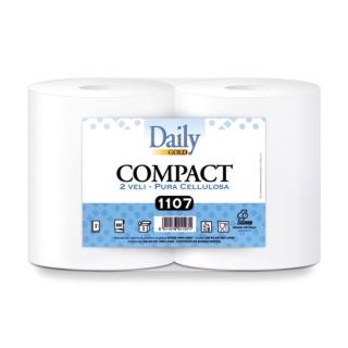 Bobina poliunto pura cellulosa goffrata kg 2,1 2 veli 800 strappi