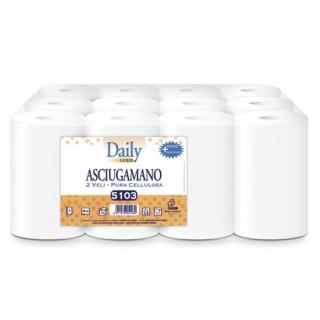 Bobina poliunto pura cellulosa microcollata mt 60 2 veli
