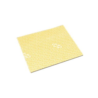 Panno wipro vileda antibatterico giallo cm 42x36