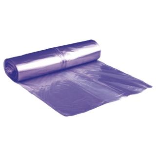 Sacco pattumiera viola cm 72x110 grammi 50