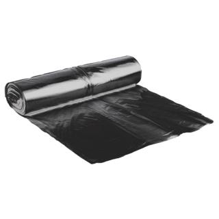 Sacco pattumiera nero cm 80x110 grammi 80