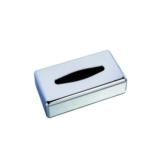 Porta veline cromato mini