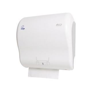 Distributore di carta asciugamani autocut x bobina