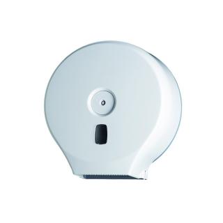 Distributore di carta igienica mini jumbo bianco
