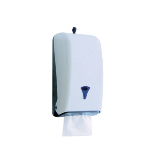 Distributore di salviette igieniche intercalate
