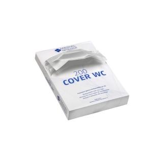 Ricambio carta copriwater 200 pezzi