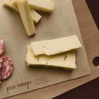 Carta per alimenti biodegradabile e compostabile cm 30X33