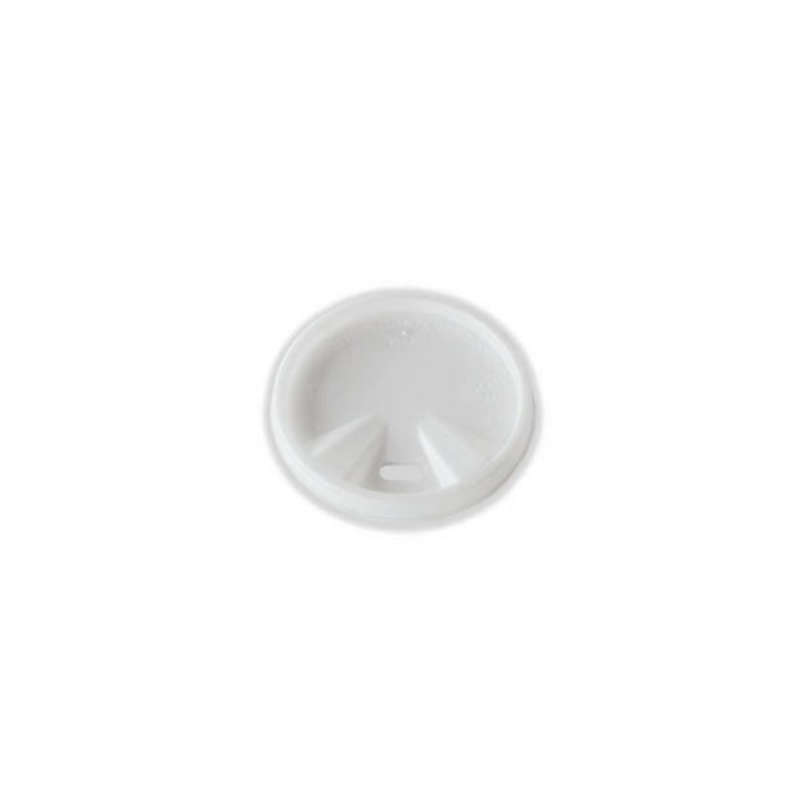 Coperchio Biocompostabile piatto per bicchiere 4oz