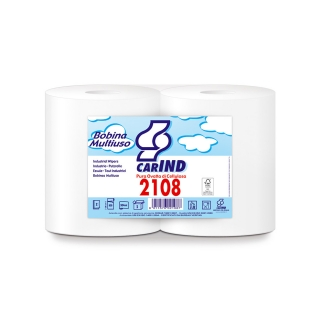 Bobina poliunto pura cellulosa liscia kg 3,6 2 veli