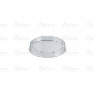 Coperchio trasparente per tazza caffè doppia parete cc 85