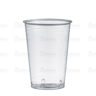 Bicchiere in PLA Bio cc 390 tacca cc 300