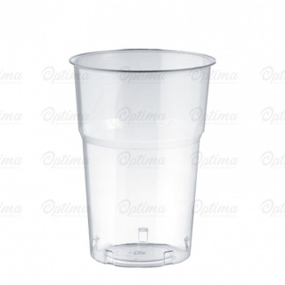 Bicchiere Cristal trasparente cc 390