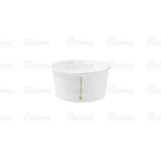 Contenitore di cartoncinio bio per zuppa  ml 180  6 oz