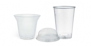 Bicchieri in pla bio