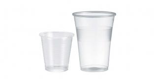 Bicchieri Trasparenti In Polipropilene