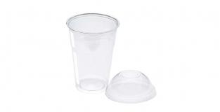 Bicchieri Take away di Plastica riciclabile